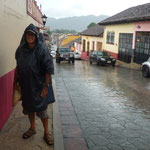 Recién llegados a San Cristóbal, buscando hostel
