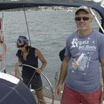 Navegando por Martinica