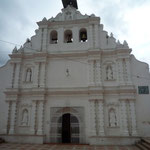 Almolonga, la iglesia