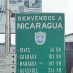 Ya en Nicaragua