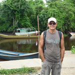 La orilla en san Jose de Bujas