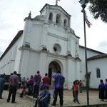 Zinacantán, Iglesia de San Lorenzo