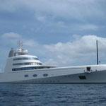 Un barco único en el mundo, ya es la segunda vez que lo encontramos