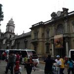 Plaza Simón Bolívar,  Mérida