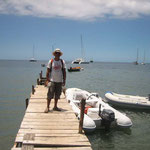 El dinghy dock