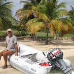 Siempre en compañía de nuestra Caribe