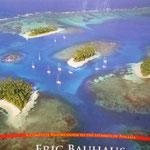 La portada de la guía con la foto aérea de Coco Bandero