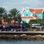 Más rincones de la capital de Curaçao, del lado de Otrobanda
