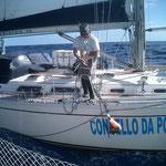 Pase del atún al Bahía