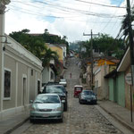 Las calles empinadas