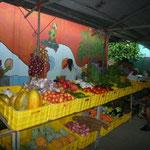 Mercado orgánico de los sábados