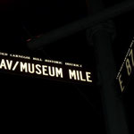 the Museum Mile