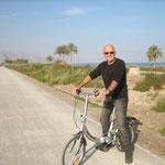 Paseo en bici a Aguadulce