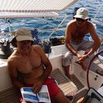 Navegando en la Bahía