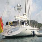 El primer barco español que vemos