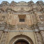 Iglesia de Santo Domingo, del siglo XVI