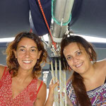 Con Alejandra
