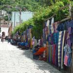 Artesanías en Santa Catarina Palopó
