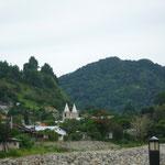 Boquete y su iglesia