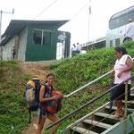 Guabito, el último pueblo de Panamá antes de la frontera