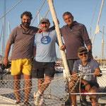 La tripu del Atlántico del Cap's III