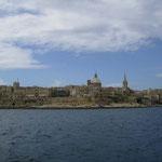Entrando a La Velleta, Malta