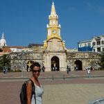 Puerta del Reloj, entrada al casco histórico