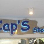 Encontramos una tienda del Cap's en Panamá