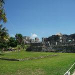 Ruinas arqueológicas de Tulum