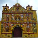 San Andrés Xecul y su famosísima iglesia
