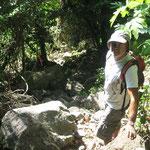 Excursión al volcán