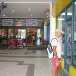 El supermercado de Rodney Bay
