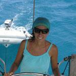Navegando entre islas, las distancias son muy cortas