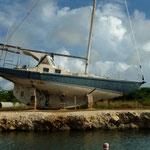 Barco a la espera