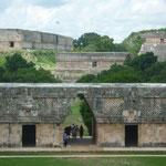 Vista de El templo de las Tortugas