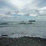 La playa de Manuel Antonio