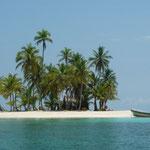 Isla Pelícano, donde piden dos dólares po desembarcar