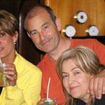 Lourdes, Luis y Ana
