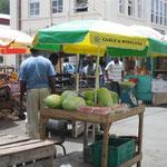 El mercado de Grenville