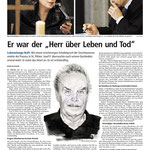 Josef Fritzl in den Salzburger Nachrichten