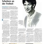 Tobias Moretti in den Salzburger Nachrichten