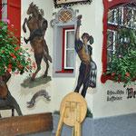 Batzenhäusl im Auracher Löchl in Kufstein