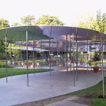 The 2009 temporary pavilion by SANAA