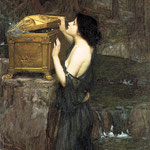 Pandora - John William Waterhouse