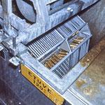 Chaîne parker 4 - Cuve de sèchage
