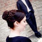 Brautpaar am Standesamt Münster