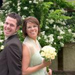 Brautpaar im Mühlenhof Münster