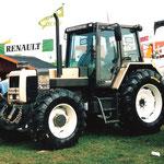 Renault 155.54 Sondermodell