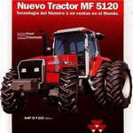 Massey Ferguson Traktor