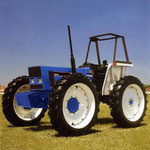 Ford New Holland 6530 High Clearance (Quelle: CNH)